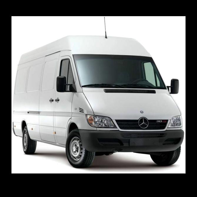 Mercedes-Benz Sprinter Maxi mikroautobusų nuoma